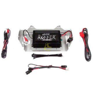J&M Audio 250 Watt ROKKER 2 Channel Amplifier Kit 2014 & Newer Harley Davidson Street Glide, Ultras and Trike   JAMP 250HC14P Automotive