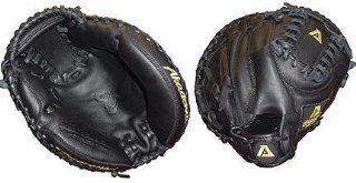 "31"" Praying Mantis Series Youth Level Leather Catchers Glove (Worn on Left Hand) : Baseball Infielders Gloves : Sports & Outdoors"