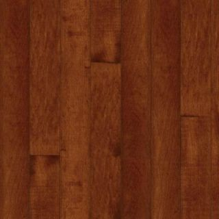 Bruce Maple Cherry 3/4 in. Thick x 2 1/4 in. Wide x Random Length Solid Hardwood Flooring (20 sq. ft./case) AHS4028