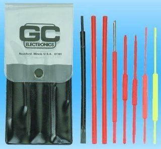 GC Electronics 18 530   GC Electronics 18 530 CB Radio Alignment Tool Kit, 8 Pieces   Hand Tool Alignment And Positioning Punches