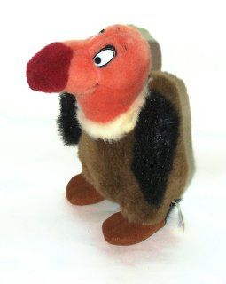 "Disney's Robin Hood 10"" Plush Nusty the Vulture Toys & Games"
