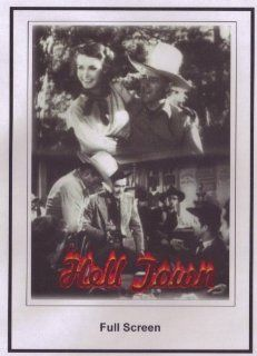 Hell Town 1937: John Wayne, Marsha Hunt, Johnny Mack Brown, Monte Blue, Charles barton: Movies & TV