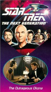 Star Trek   The Next Generation, Episode 30: The Outrageous Okona [VHS]: LeVar Burton, Gates McFadden, Gabrielle Beaumont, Robert Becker, Cliff Bole, Timothy Bond, David Carson, Chip Chalmers, Richard Compton, Robert Iscove, Winrich Kolbe, Peter Lauritson,