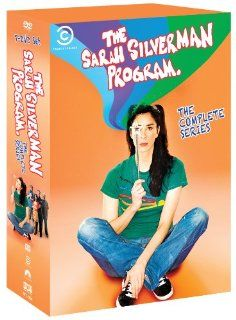 The Sarah Silverman Program The Complete Series Sarah Silverman, Laura Silverman, Brian Posehn, Steve Agee, Jay Johnston, Rob Schrab Movies & TV