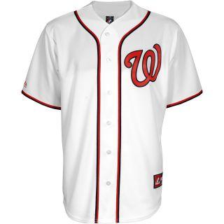 Majestic Mens Washington Nationals Replica Gio Gonzalez Home Jersey   Size:
