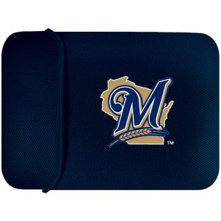 Team ProMark Milwaukee Brewers Front Team Logo Durable Mesh Fabric Neoprene