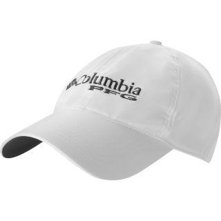 COLUMBIA Mens Coolhead Ball Cap III, White