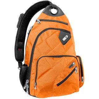 Ful Brick House Sling Pack   Size 22x11x6, Orange (876591001166)