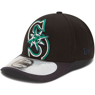 NEW ERA Mens Seattle Mariners 39THIRTY Clubhouse Cap   Size: S/m, Teal