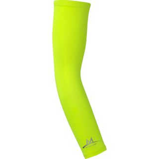 MISSION Athletecare Enduracool Instant Cooling Arm Sleeves, Yellow