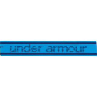 UNDER ARMOUR Womens Alter Ego Batgirl Headband, Electric Blue/caspian