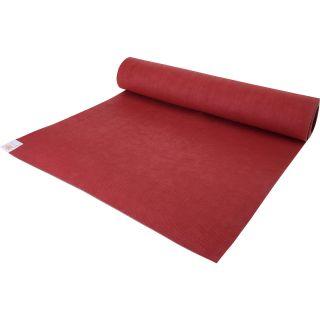 GAIAM Sol Shakti Yoga Mat, Deep Red