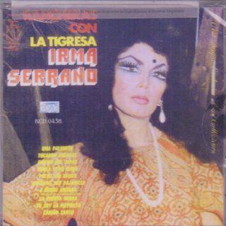 """Irma Serrano """"Rancheras Con La Tigresa"""": Music"""