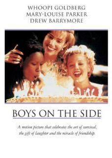 Boys on the Side Whoopi Goldberg, Mary Louise Parker, Drew Barrymore, Herbert Ross  Instant Video