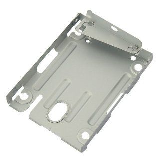 GadgetZone(US Seller) Hard Drive Disk Mounting Bracket Kit for PS3 Super Slim Compatible with 2.5in Hard Disk Drive for PS3 System CECH 400x Series: Electronics
