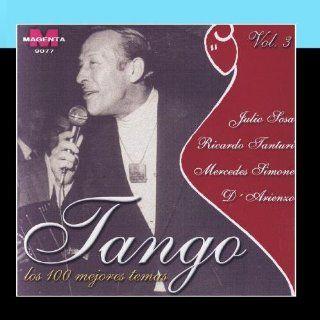 Tango   Los 100 Mejores Temas Vol. 3 Music