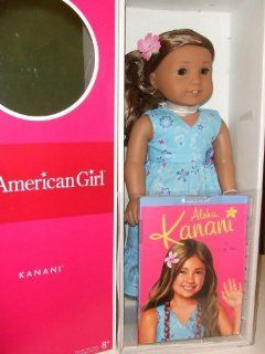 American Girl 2011 Doll of the Year Kanani & Paperback Book Toys & Games