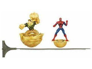 Spider Man Vs. Sandman Tops Toys & Games