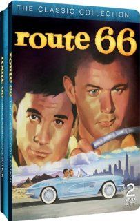 Route 66   The Classic Collection   Embossed Slim Tin Martin Milner, George Maharis, n/a Movies & TV