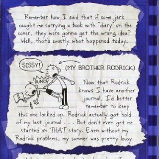 Diary of a Wimpey Kid Roderick Rules (Diary of a Wimpy Kid) Kinney 9780141324913 Books