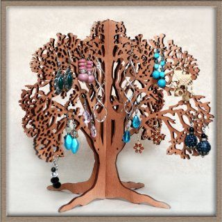 Jewelry Stand Tree, Earring Tree Holder  Hair Care Products  Beauty