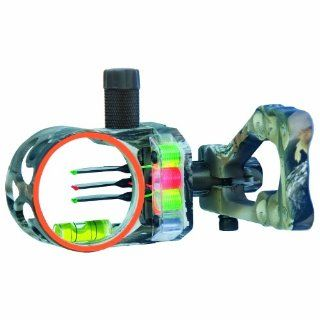 Cobra C 601 Right Hand Boomslang LT .029 3 Pin Bow Sight with Light, Black  Archery Sights  Sports & Outdoors