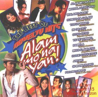 The Best Of Novelty Hits Alam Mo Na Yan!   Philippine Music CD: Music