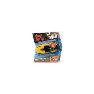 Speed Racer Movie Toy Battle Vehicle & Action Figure   Racer X Race Car and Racer X Figure by Hotwheels & Mattel
