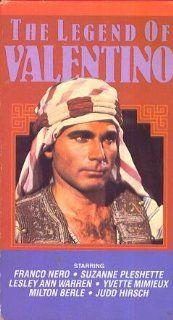 The Legend of Valentino Franco Nero, Suzanne Pleshette, Milton Berle Movies & TV