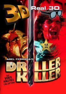 Driller Killer (1979) 3D (Real 3 D Side By Side): ABEL FERRARA, CAROLYN MARZ, BAYBI DAY, HARY SCHULTZ, ROCHELLE WEISBERG: Movies & TV