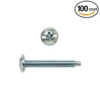 PECO FASTENERS PEC 632X2RSZJ 6 32x2 Truss Head Receptacle Screw ***Price per 100***: Machine Screws: Industrial & Scientific
