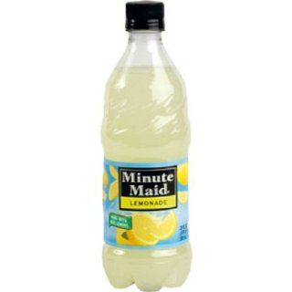 Coca Cola Lemonade, 20 Ounce (Pack of 24)  Soda Soft Drinks  Grocery & Gourmet Food