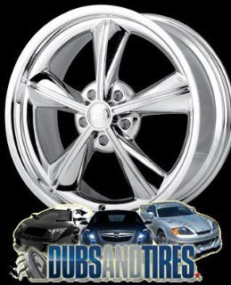 17 Inch 17x7 Ion Alloy wheels STYLE 625 Chrome wheels rims: Automotive