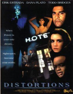 Distortions (DVD) Drama (1992) 84 Minutes ~ Starring Ray Milano, Erik Estrada, Dana Plato, Todd Bridges, Mimi Gentry ~ Directed By John Martensen Movies & TV