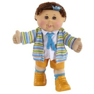 Cabbage Patch Kids Celebration Boy Doll, Brunette Hair and Brown Eyes Toys & Games