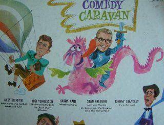 Comedy Caravan Vinyl Record: Music
