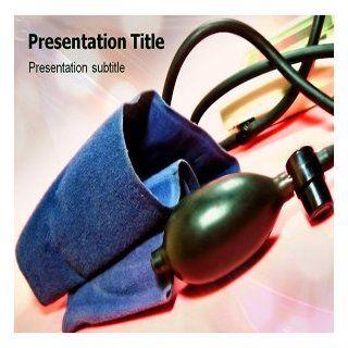 Hypertension Powerpoint Template   Hypertension Powerpoint (PPT) Template: Software