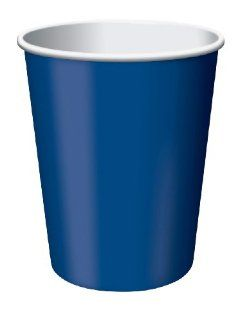 Navy Blue Paper Cup Toys & Games