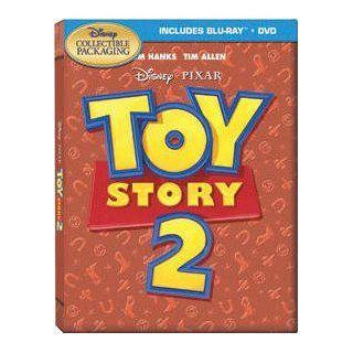 Toy Story 2 Blu ray Iron Pack (Blu ray +DVD) Movies & TV