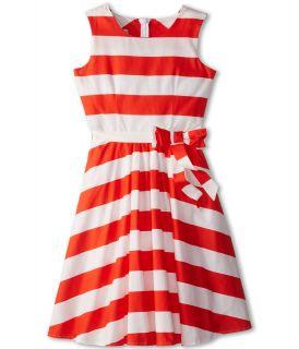 fiveloaves twofish Grammy Dress Girls Dress (White)