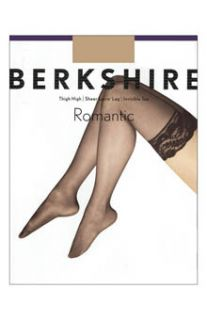Berkshire 1363 French Lace Thigh High Stockings
