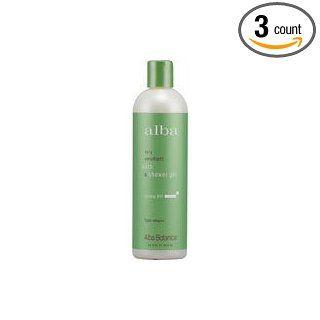 Alba Botanica Very Emollient Bath & Shower Gel Sparkling Mint, 12 oz (3 pack) Industrial & Scientific