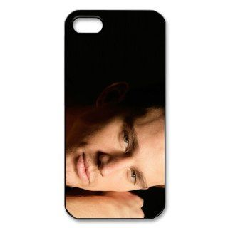 Custom Channing Tatum Personalized Cover Case for iPhone 5 LS 648: Cell Phones & Accessories