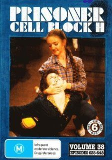 Prisoner: Cell Block H, Vol. 38: Alan Hopgood, Julia Blake, Les Dayman, Sean Scully, Carol Burns, Alex Menglet, Jeanie Drynan, Bill Bennett, Elspeth Ballantyne, Betty Bobbitt, Kendal Flanagan, Steve Mann, CategoryArthouse, CategoryAustralia, CategoryClassi