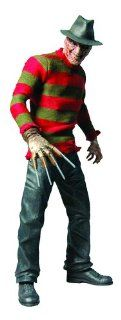 "Cinema of Fear: 12"" Deluxe Freddy Krueger Action Figure: Toys & Games"