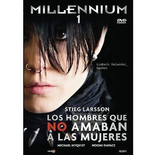 Millennium 1: Los Hombres que no Amaban a las Mujeres [Imported] [Region 2 DVD] (Spanish) (Castellano, Catalan): Michael Nyqvist, Noomi Rapace, Niels Arden Oplev: Movies & TV