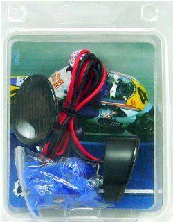 Yamaha R1 (2002 2008); R6 (2003 2009) Smoke Flush Mount Turn Signals (Product Code: Ynsk Ts04S): Automotive
