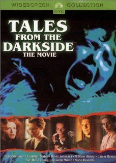 Tales from the Darkside: The Movie: Deborah Harry, Matthew Lawrence, Christian Slater, David Johansen, William Hickey, James Remar, Rae Dawn Chong, Robert Sedgwick, Steve Buscemi, Julianne Moore, Robert Klein, David Forrester, John Harrison, David R. Kappe
