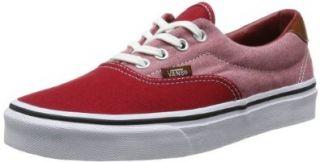 Vans Era 59 (Canvas & Chambray Chili) Mens Skate Shoes Shoes