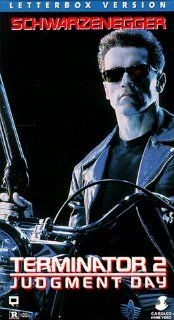 Terminator 2   Judgment Day (Widescreen Edition) [VHS]: Arnold Schwarzenegger, Linda Hamilton, Edward Furlong, Robert Patrick, Earl Boen, Joe Morton, S. Epatha Merkerson, Castulo Guerra, Danny Cooksey, Jenette Goldstein, Xander Berkeley, Leslie Hamilton Ge